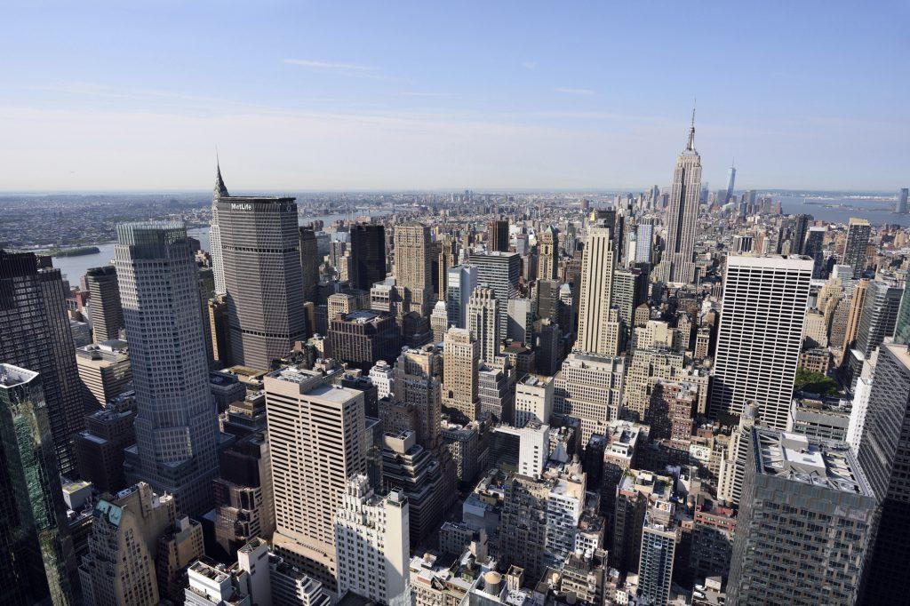 高層ビルニューヨーク