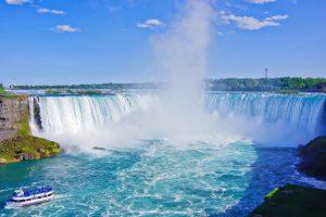 カナダの川
